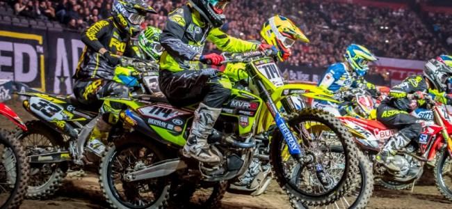De Entry-List voor de Arenacross UK Serie 2020