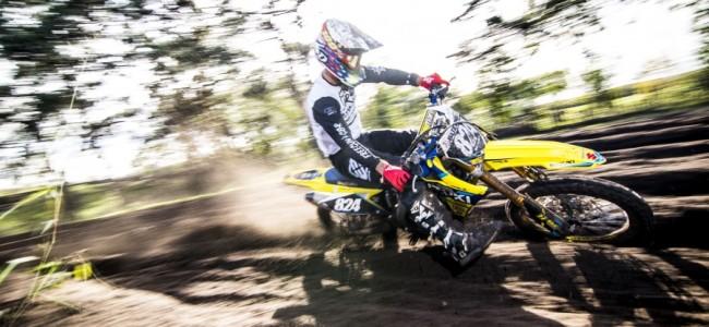 Nick Kouwenberg stapt op Suzuki RM-Z250