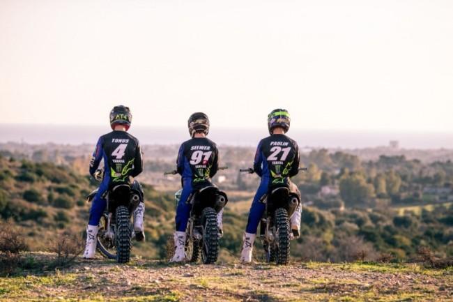 FOTO: De looks van het 2020 Monster Energy Yamaha Racing Team