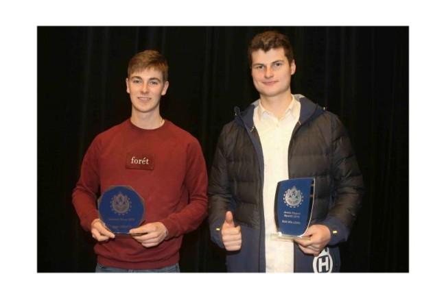 Gouden stuur voor Jago Geerts, Erik Willems Beloftevolle jongere van het jaar