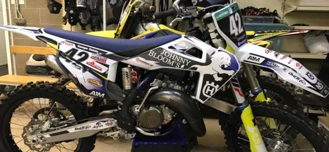 A1M Motorsport legt Rainio vast voor EMX125