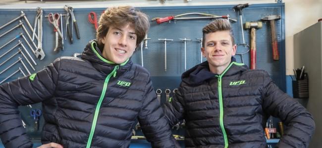 Husqvarna Junior Maddii Racing is compleet voor 2020