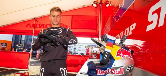 Ken Roczen start dit weekend in San Diego!