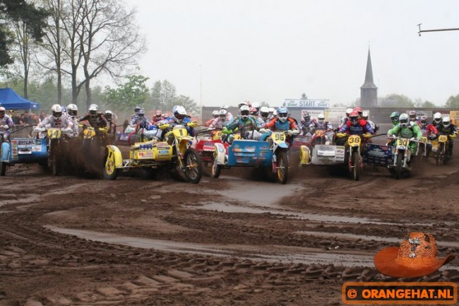 Voorbeschouwing Dutch Sidecar Masters;  ook in 2020 hét nationale kampioenschap met wereldallure!