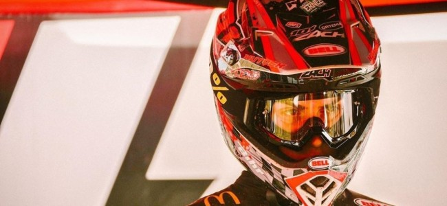 Zach Pichon in de MXGP of het EMX Open!