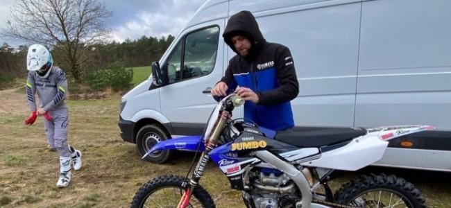 Tim Edberg in Nederlandse dienst bij Riley Racing