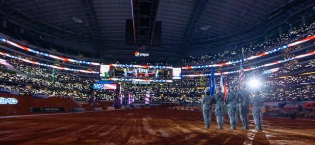 VIDEO: Highlights Supercross Arlington 2020