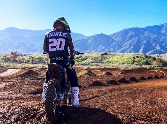Broc Tickle is weer een vrij man!