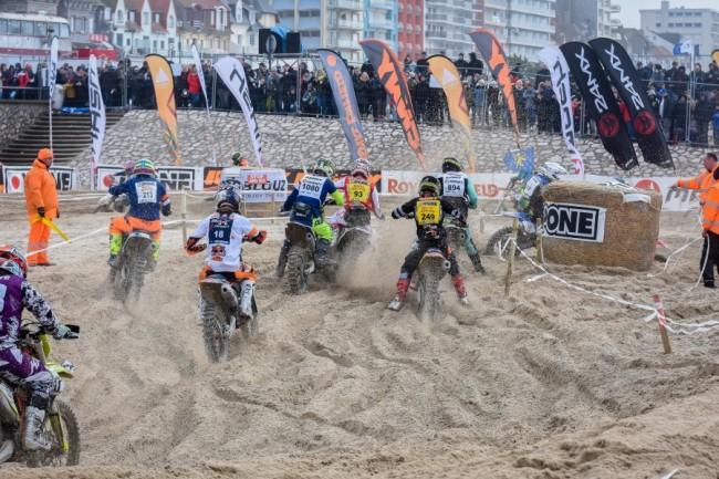 Frans strandrace kampioenschap CFS afgelast