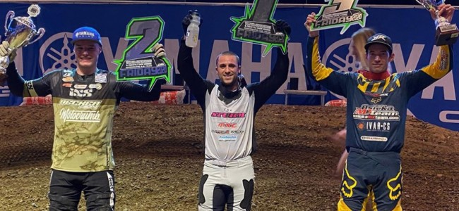 Mike Alessi wint eerste avond SX Herning