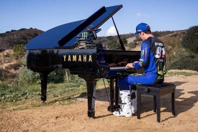Video: Jeremy Seewer Two Yamahas, one passion