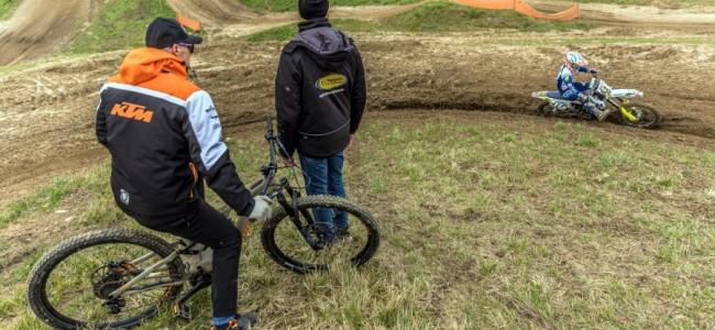 FOTO: Sport Vlaanderen op training te Frankrijk