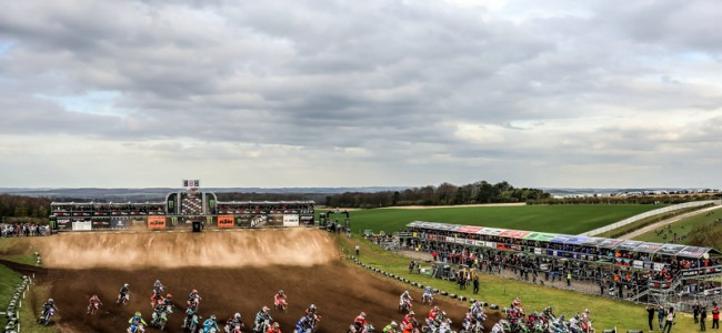 Entry lists EMX125 en WMX Matterley Basin