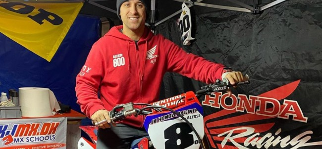 "Mike Alessi kroont zich tot ""King of Herning"""