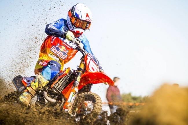 Het Belgisch motorcross seizoen start in Lommel