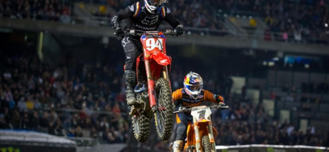 Gallery: AMA Supercross Oakland 2020