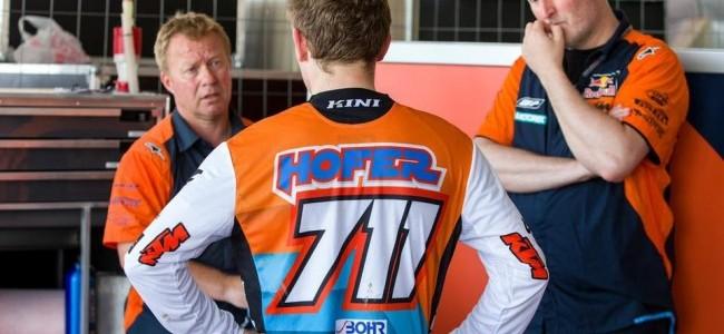 Interview: Didi Lacher over Rene Hofer en Mike Gwerder.