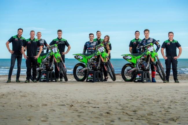 Gallery: F&H Kawasaki MX2 Racing Team 2020