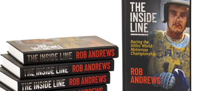 """""""The Inside Line"""": Rob Andrews schrijft een boek over het WK 500cc!"""