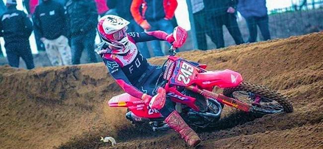 Tim Gajser wint in Mantova en wordt Italiaans kampioen!