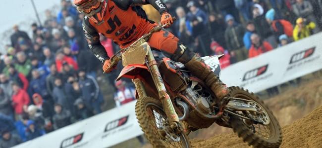 Brian Bogers pakt een overwinning in Spanje!