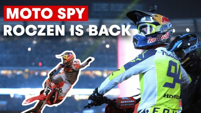 Moto Spy Supercross – The Sweetest 26 Points of Ken Roczen's Career