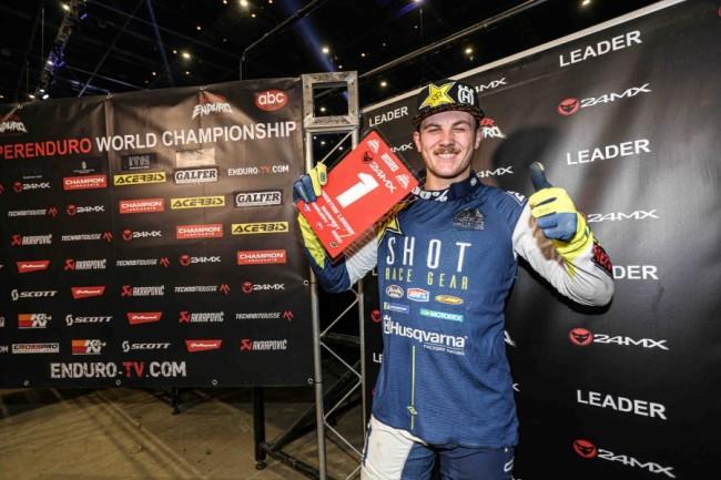 Billy Bolt is de 2020 SuperEnduro wereldkampioen!