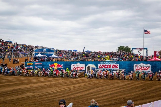 Openingsronde AMA Nationals in Hangtown geschrapt!
