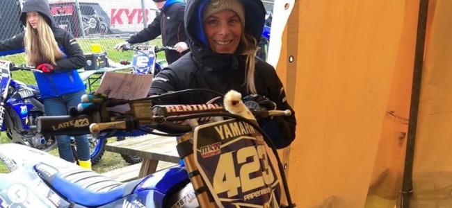 WMX: Larissa Papenmeier wint GP van Nederland