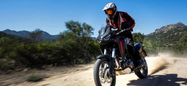 TEST: 2020 Honda CRF1100L Africa Twin