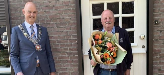 Wil van Laarhoven krijgt een lintje!