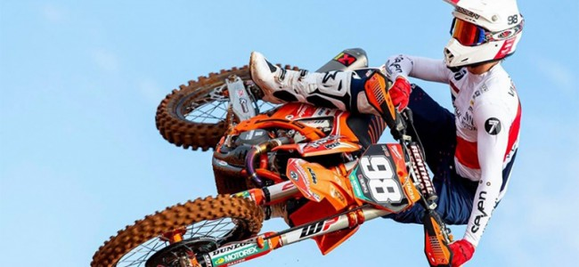 VIDEO: Hitachi KTM fuelled by Milwaukee voorstelling