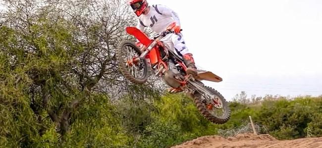 VIDEO: Brian Bogers + Just1 Racing