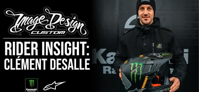 VIDEO: Clément Desalle over zijn helmdesign!