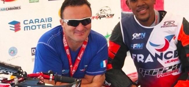 Nicolas Decaigny tekent bij Gazza Racing Team.