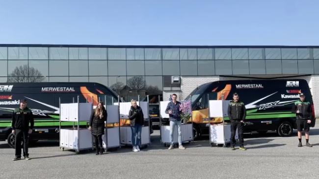 Video: F&H Racing Team tegen coronacrisis