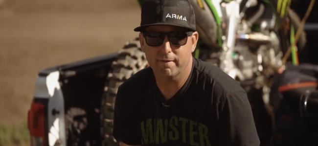 Video: Jeremy McGrath terug op de motor