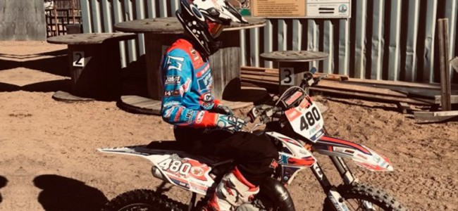 Kasimir Hindersson naar Mikkola Racing
