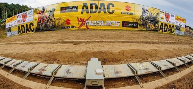 Update van de ADAC MX Masters, voorlopig twee wedstrijden