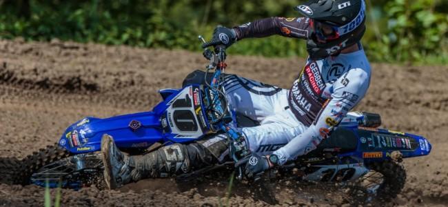 VIDEO: Calvin Vlaanderen is back on track