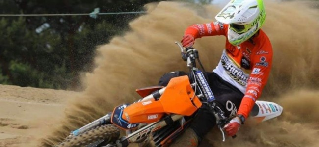 Tallon Verhelst maakt overstap naar Team VRT KTM