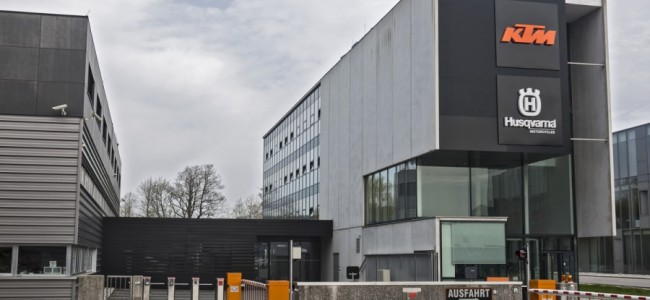 KTM, Husqvarna en GasGas herstarten productie