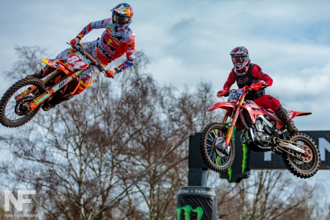 WK punten tijdens de Motocross of Nations?
