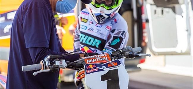 Cooper Webb en KTM klaar voor zeven races in Utah!