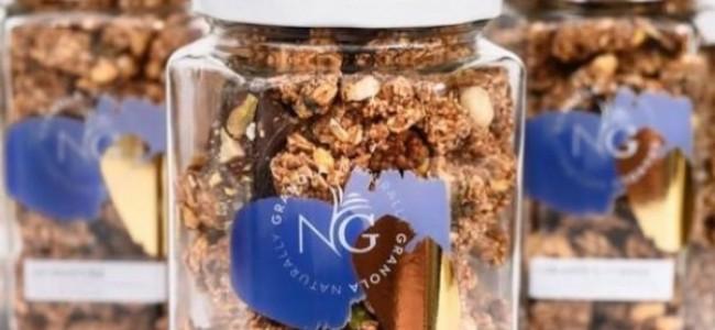 Korting op de favoriete naturally granola van Davy Pootjes
