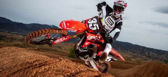 Hunter Lawrence gaat supercrossen!