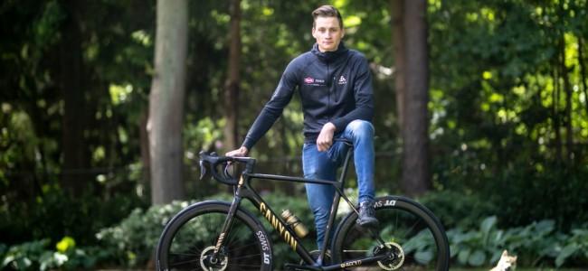 Win de gouden Canyon van Mathieu van der Poel!