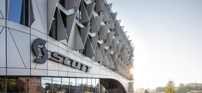 Nieuw hoofdkwartier voor Scott Sports