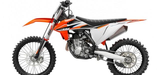 2021 KTM SX gamma: ingrijpende wijzigingen