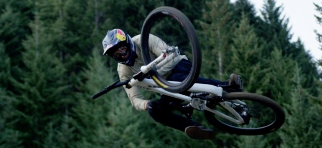 VIDEO: Brandon Semenuk killing it in Nieuw-Zeeland!